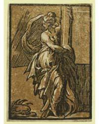 Fortitude, Photographs 18672V by Trento, Antonio Da