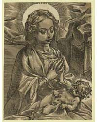 The Blessed Virgin, Photographs 18719V by Andreani, Andrea
