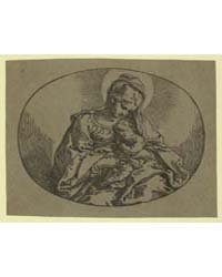 The Virgin Child, Photographs 18736V by Coriolano, Bartolomeo