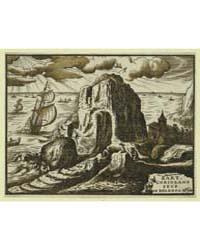 Andscape with Hermit Saint in Prayer, Ba... by Coriolano, Bartolomeo
