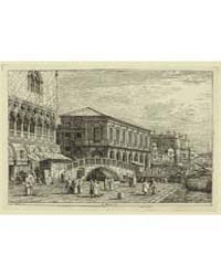 Le Preston. V, A. Canal. F., Photographs... by Canaletto