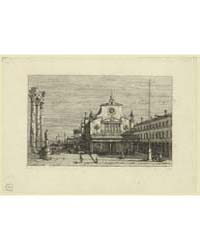 Imaginary View of S. Giacomo Di Rialto, ... by Canaletto