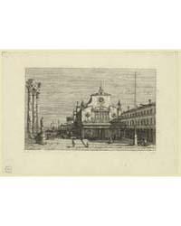 Imaginary View of S. Giacomo Di Rialto, ... by Canaletto