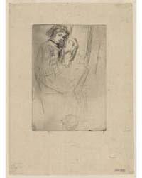 Arthur Haden, Photographs 25252V by Whistler, James McNeill