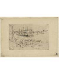 The Large Pool, Photographs 25261V by Whistler, James McNeill