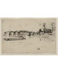 Fulham, Photographs 25262V by Whistler, James McNeill