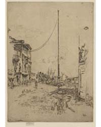 The Little Mast, Photographs 25263V by Whistler, James McNeill