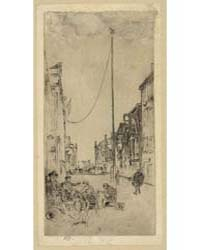 The Venetian Mast, Photographs 25269V by Whistler, James McNeill
