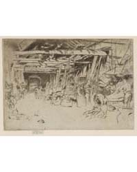 The Wheelwright, Photographs 25274V by Whistler, James McNeill