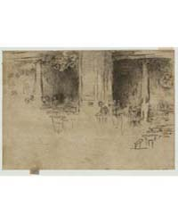 Church, Brussels, Photographs 25287V by Whistler, James McNeill
