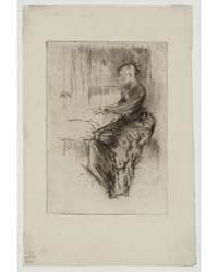 The Piano, Photographs 25301V by Whistler, James McNeill