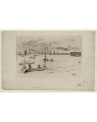 The Thames Towards Erith, Photographs 25... by Whistler, James McNeill