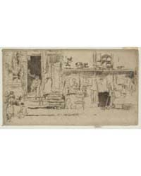 Old Clothes Shop, Number 2, Photographs ... by Whistler, James McNeill