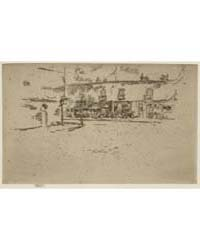 Jubilee Place, Chelsea, Photographs 2530... by Whistler, James McNeill