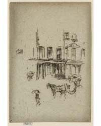 Hansom Cab, Wimpole Street, Photographs ... by Whistler, James McNeill
