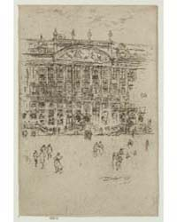 Grand Place, Brussels, Photographs 25328... by Whistler, James McNeill