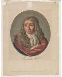 Jean De La Fontaine, Peint Par Garnerey ... by Alix, Pierre-michel