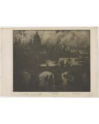 Wren's City, J. Pennell Del. Sc. Imp, Ph... by Pennell, Joseph