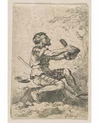 Belisaire Assis, Les Yeux Couverts D'Un ... by Dietrich, Christian Wilhelm Ernst