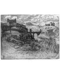 The Castles, Toledo, Photographs 3A43528... by Pennell, Joseph