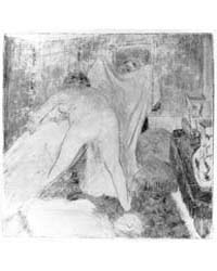 La Sortie Du Bain, Photographs 3A43544R by Degas, Edgar