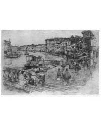 View of the Grand Canal, Photographs 3A5... by Duveneck, Frank