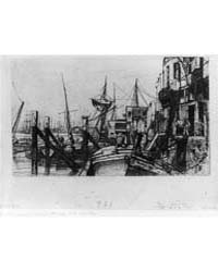 Limehouse, Photographs 3B08735R by Whistler, James McNeill