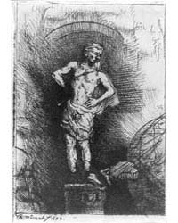 Statue of Nebuchadnezzar, Photographs 3B... by Rembrandt Harmenszoon Van Rijn