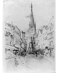 Rouen, Number 2, France, Photographs 3B2... by Pennell, Joseph