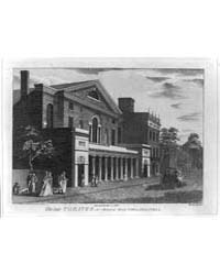 The Late Theatre in Chestnut Street, Phi... by Birch, William Russell