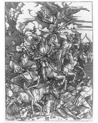 Four Horsemen of the Apocalypse, Photogr... by Dürer, Albrecht