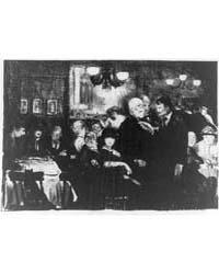 Artists' Evening, Geo. Bellows, Photogra... by Bellows, George