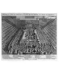 Parlamentum Londinese. Abbildung Session... by Hollar, Wenceslaus