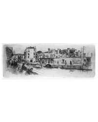 San Trovaso Canal, 1883, Venice, Photogr... by Duveneck, Frank
