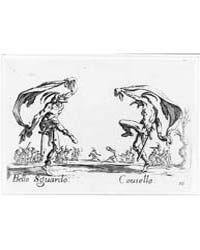 Bello Sguardo Couiello, Balli Di Sfessan... by Callot, Jacques