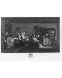 The Reading of a Will, Photographs 3B402... by Burnet, John