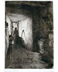 The Kitchen, Photographs 3B49330V by Whistler, James McNeill