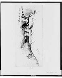 Street of Stairs, Siena, Photographs 3C0... by Pennell, Joseph