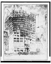 Rebuilding Fifth Avenue, Photographs 3C1... by Pennell, Joseph