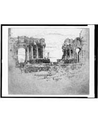 Aetna from Taormina, Photographs 3C16466... by Pennell, Joseph