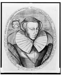 Maria Regina Scotiae, Mortis at Horrenda... by Library of Congress