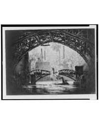 Under the Bridges, Chicago, Photographs ... by Pennell, Joseph