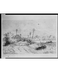 Old Bennings Bridge About 1880, Photogra... by Gedney, C. D.
