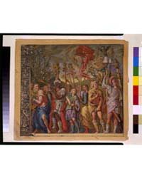 Triunphus Caesaris the Triumph of Julius... by Andreani, Andrea