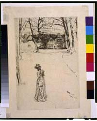 Speke Hall, Photographs 3G04662V by Whistler, James McNeill
