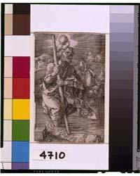 St. Christopher, Facing Right, Photograp... by Dürer, Albrecht