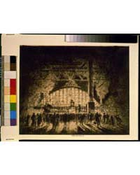 The Commuters, Pennsylvania Station, Phi... by Pennell, Joseph