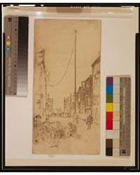 The Mast, Butterfly Monogram, Photograph... by Whistler, James McNeill