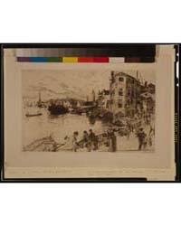 View of the Castello Quarter Near Casa J... by Bacher, Otto H.
