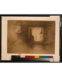 Nocturne - Furnace, Photographs 3G10561V by Whistler, James McNeill